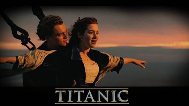 Film Titanic.