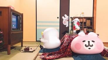 歡迎拍打餵食,「卡娜赫拉」的愜意小鎮旋風來台灣啦,賣萌程度無人可比!
