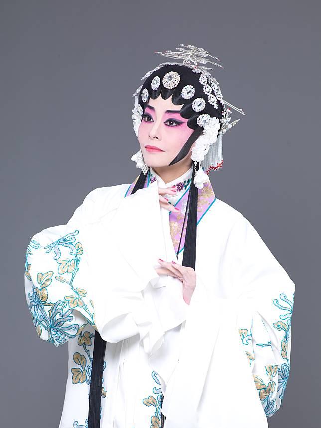 《約》劇以獨腳戲形式表達,焦媛更會首次以京劇造型演出。