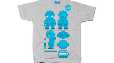 玩具icon Supremebeing T-shirts