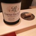 ワイン - 実際訪問したユーザーが直接撮影して投稿した西麻布懐石料理・割烹山崎の写真のメニュー情報