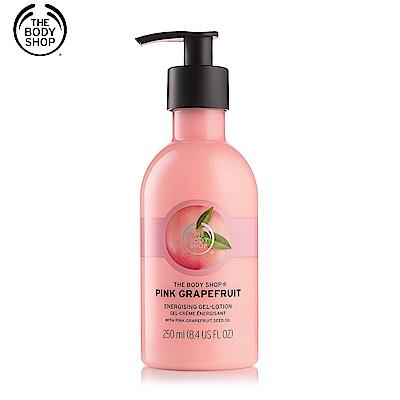 The Body Shop 粉紅葡萄柚活力身體潤膚乳250ML