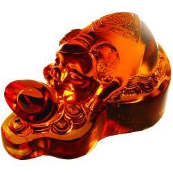 ◎元寶+發財豬+葫蘆的琉璃手工藝術品,非常討喜,數量有限!|◎葫蘆(福祿之意);中國人一直都把它當作吉祥之物,福氣的象徵!|◎品牌:開運陶源類型:擺飾材質:水晶材質說明:琉璃(水晶玻璃)顏色:紅色系尺