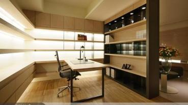 完美書櫃設計,兼具實用和美觀!