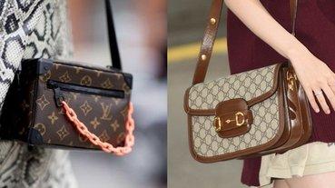 你媽最愛的款式正流行!LV、Gucci…盤點 10 款必投資「老花精品包」,還不快去翻媽媽的衣櫃!