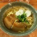 やんばるそば - 実際訪問したユーザーが直接撮影して投稿した新宿沖縄料理やんばる 本店の写真のメニュー情報