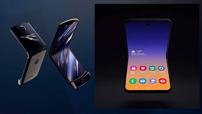 Huawei และ Samsung อาจเอาด้วย ซุ่มพัฒนาสมาร์ทโฟนฝาพับแบบ Motorola Razr