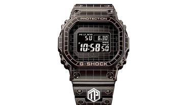 G-SHOCK 雷射格紋樣式 GMW-B5000 腕錶曝光!