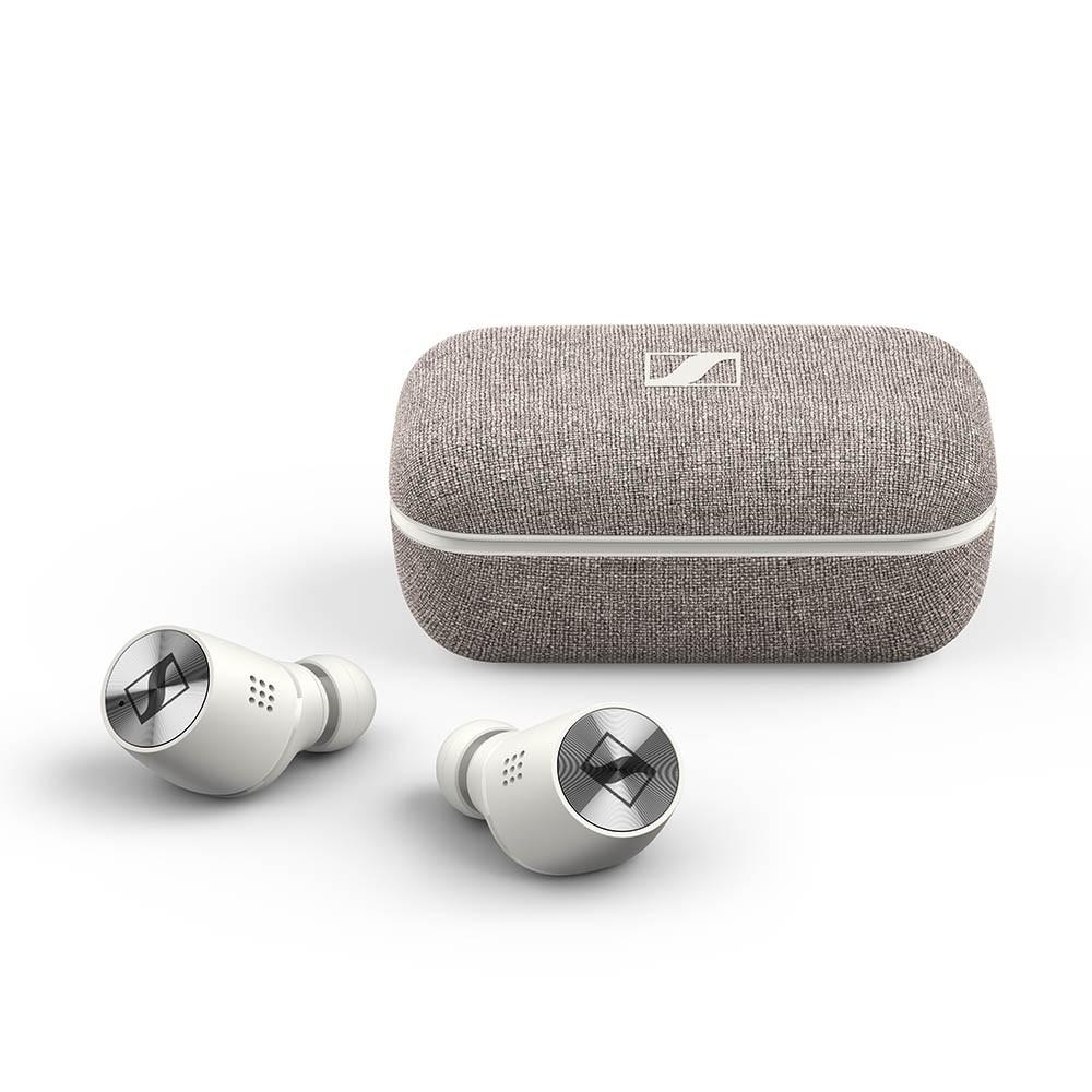 Sennheiser MOMENTUM True Wireless 真無線藍牙耳機,身為MOMENTUM系列最新成員,MOMENTUM True Wireless加入了最新的兼容藍牙5.0傳輸協定,發