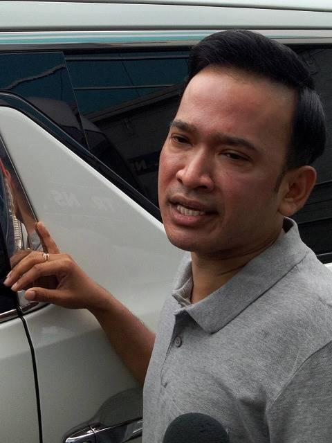 Ruben Onsu Tak Akan Cabut Laporan Terhadap Akun 'Hikmah Kehidupan'