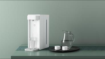 小米米家即熱飲水機C1 眾籌推出,3 秒加熱出水、支援三檔溫度選擇