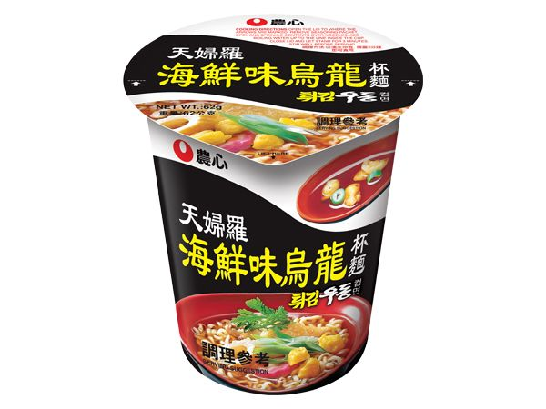 韓國 農心~天婦羅海鮮味烏龍杯麵(62g)【D263752】進口/泡麵/團購,還有更多的日韓美妝、海外保養品、零食都在小三美日,現在購買立即出貨給您。
