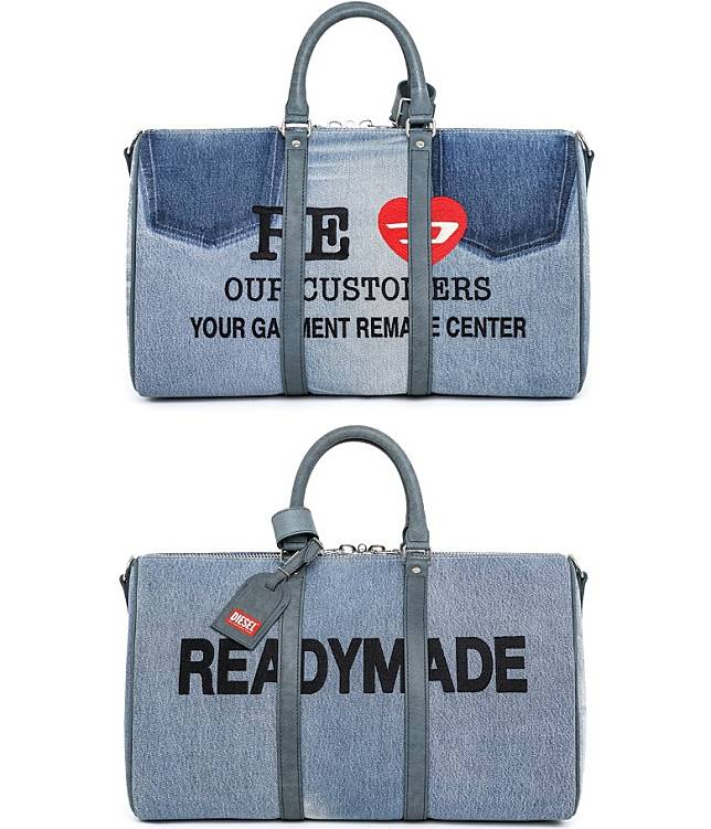 DIESEL RED TAG x READYMADE  Travel Bag(互聯網)