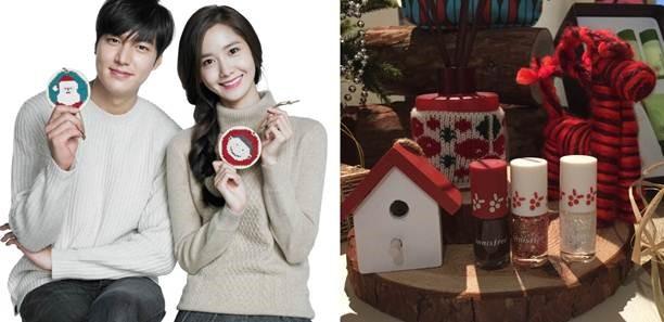 和李敏鎬&潤娥一起過個溫暖聖誕節❤
