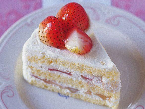 パティスリー ラ・バルのショートケーキの写真