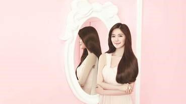 韓國美麗女星Elijah Lee讓髮絲乖乖地秘訣