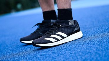 網友 William 鞋評 / adidas adizero Boston 8 穩定流暢的體驗