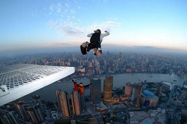Penyuka Tantangan, 5 Olahraga Ekstrem Ini Bisa Memacu Adrenalinmu