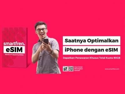 Selamat Datang di Masa Depan, Intip eSIM Pertama di Indonesia!