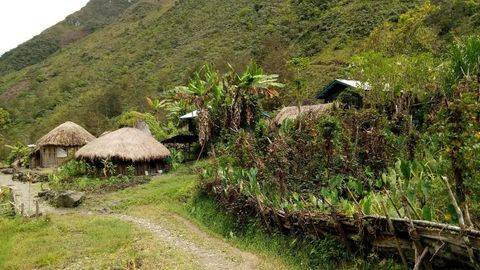 Kampung Adat di Wamena