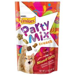 Friskies 喜躍 Party Mix炙燒烤肉香酥餅 60公克12包