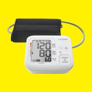 【シチズン】血圧計