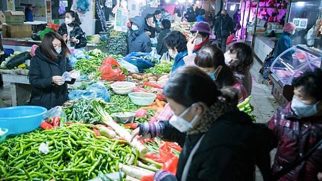 Situasi Wuhan Saat Diisolasi Akibat Virus Corona