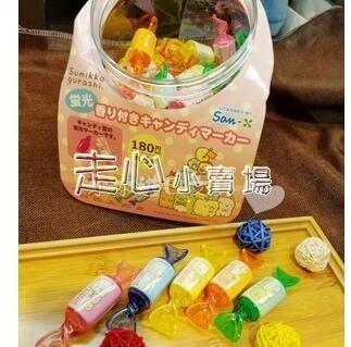 角落生物文具日本限定角落生物糖果造型亮色熒光筆因為不占地『獨家』流行館