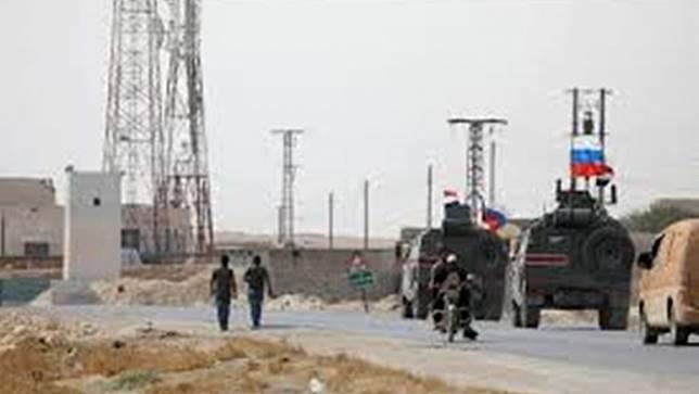 รัสเซีย ส่งทหารเข้าสู่พื้นที่ทางเหนือของซีเรีย เพื่อคุ้มครองกองทัพซีเรีย