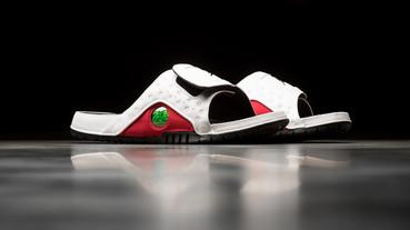 新聞分享 / 拖鞋也黑豹 Jordan Hydro XIII Retro