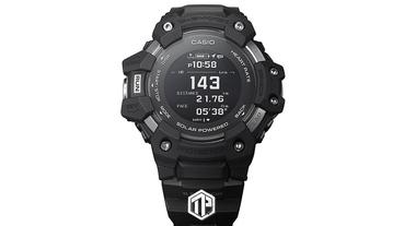 G-SHOCK 推出多款不同款色之 GBD-H1000-1A7 腕錶!