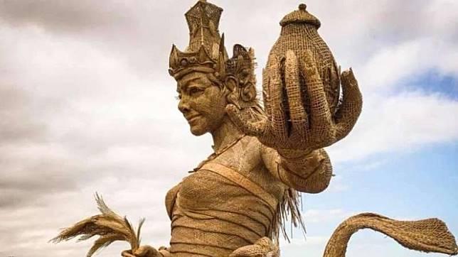 Patung Dewi Sri