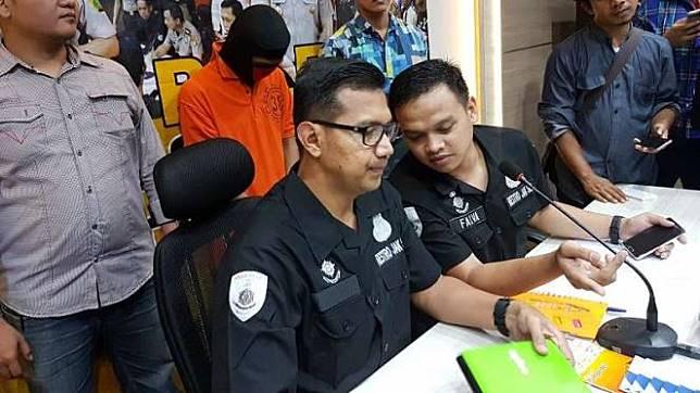 Pemilik Akun Fitra Pratama Penipu Di Olx Diringkus Polisi