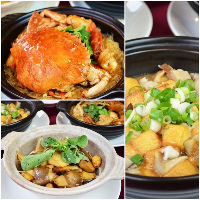 【台北】慶泰大飯店-《金滿廳中式料理》豪華海鮮四人套餐