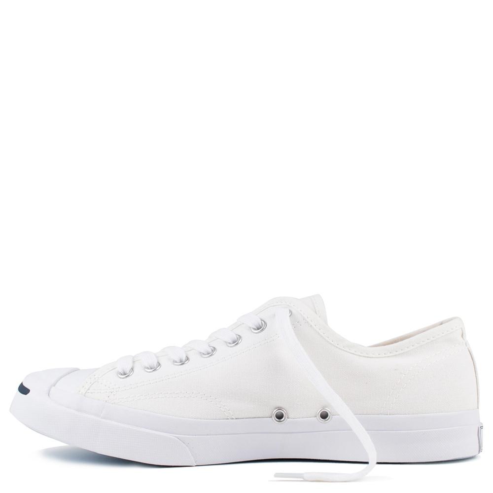 (女)CONVERSE Jack Purcell LTT 休閒鞋白 1Q698