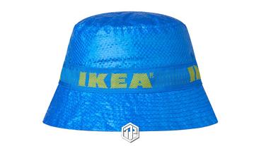 IKEA 推出「KNORVA」漁夫帽款,定價 $3.99 美金 !