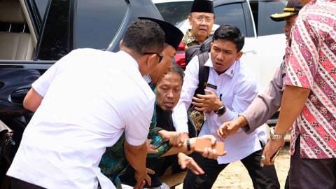 Selain Wiranto, Ini Pejabat Negara yang Pernah Diancam Dibunuh