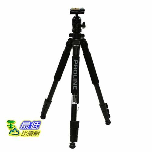 [美國直購 ShopUSA] 三腳架 Dolica AX620B100 62-Inch Proline Tripod and Ball Head