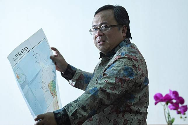 Menteri Riset dan Teknologi/Kepala Badan Riset Inovasi Nasional Bambang Brodjonegoro. Foto Antara.