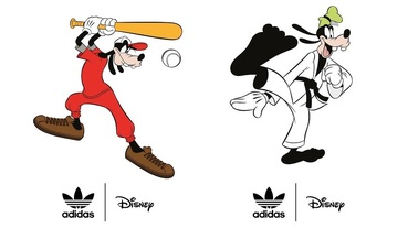 官方新聞 / 迪士尼高飛驚喜聯名 adidas Originals 活潑翻玩運動時尚