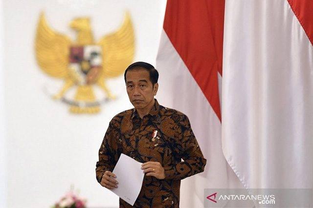 Jokowi Pamer Indonesia Tak Masuk 10 Besar Negara Terjangkit Korona