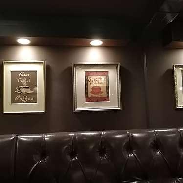 実際訪問したユーザーが直接撮影して投稿した新宿カフェ星乃珈琲店 新宿東口店の写真