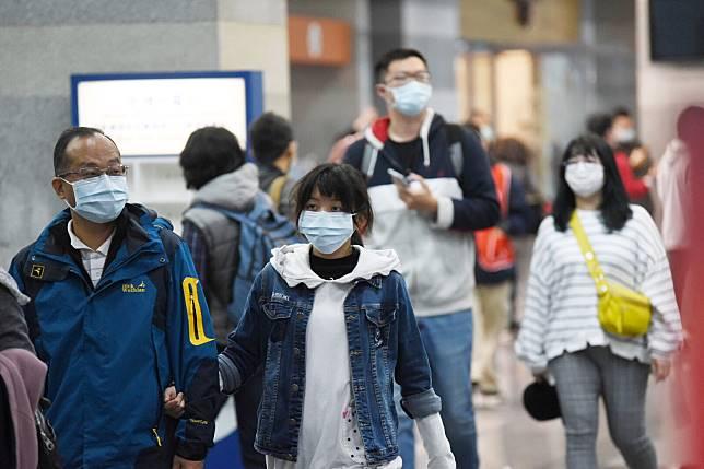 ▲武漢肺炎搞得人心惶惶。(圖/ NOWnews 資料照)
