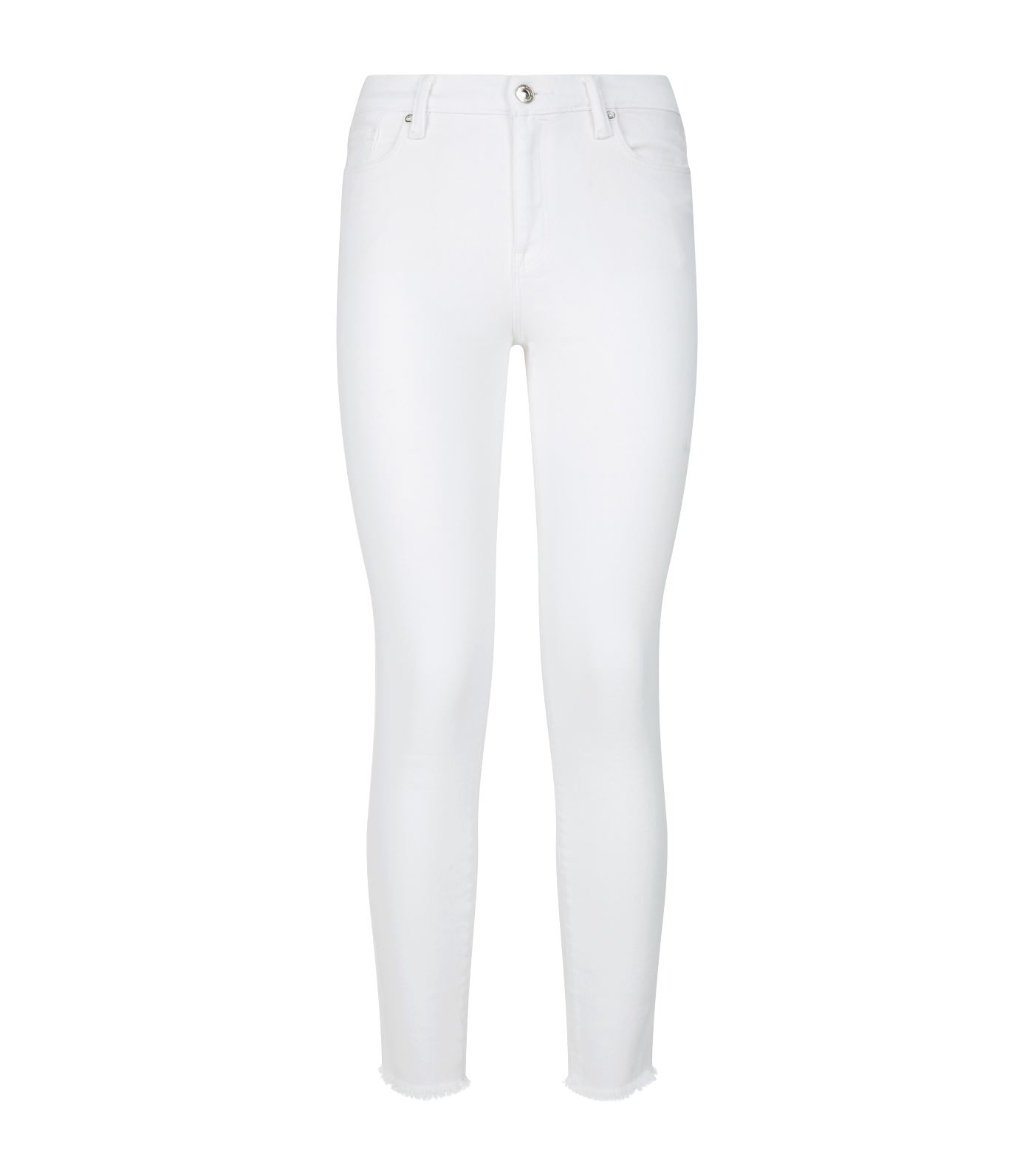 AllSaints - Let the AllSaints Grace skinny jeans be your style saviour this season. Crafted from thi