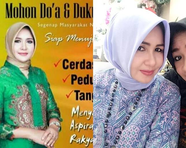 Defeated candidate in NTB sues winner for allegedly editing her ballot photo to appear prettier