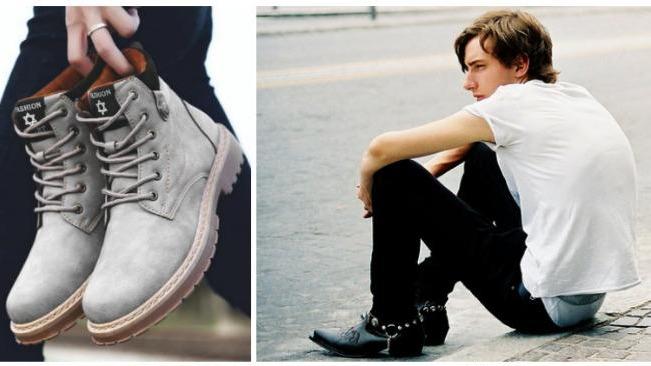 男靴子品牌你認識幾家?2019冬天少不了的男靴穿搭推薦