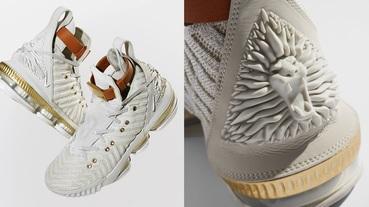 新聞分享 / 源自女性力量的 Harlem's Fashion Row x Nike WMNS LeBron 16