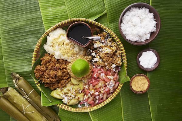 'Jajan pasar' or Javanese market snacks featured in Netflix's 'Street Food'.
