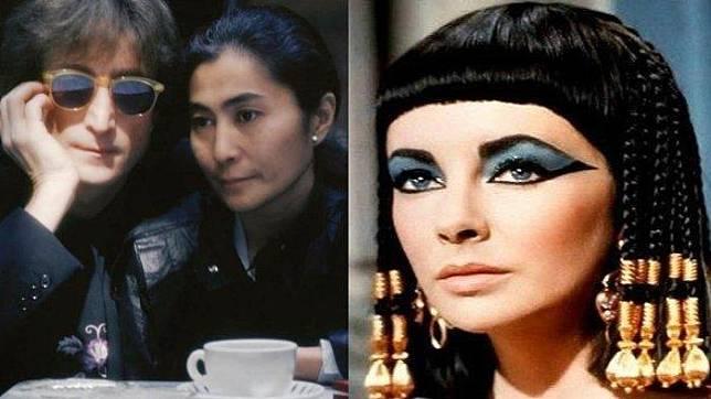 Berujung Tragis, Intip 5 Kisah Percintaan Tokoh Dunia Ini, dari Cleopatra hingga John Lennon