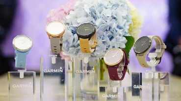 Garmin 進軍精品鐘錶界,推出秋冬新色 Vivomove HR 指針智慧錶